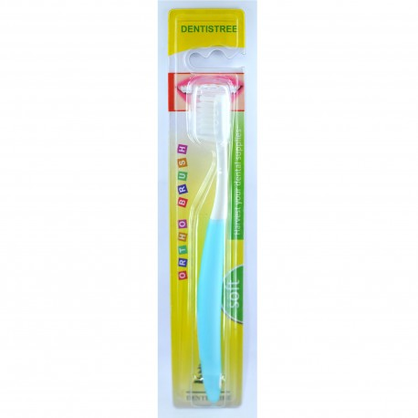 Orthodontic Toothbrush