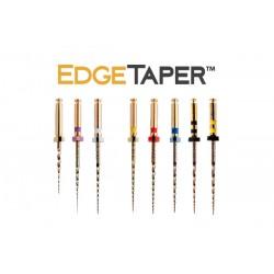 EdgeTaper™ (Non-Heat Treated) NiTi Rotary Files