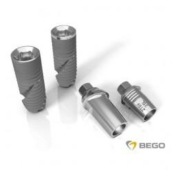 Share Save  BEGO Semados® Dental Implants SC/SCX TiPure Plus