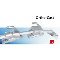 Ortho Cast M series Buccal Tube .022
